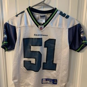 Seattle Seahawks Jersey youth small